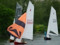 Spinakers Out