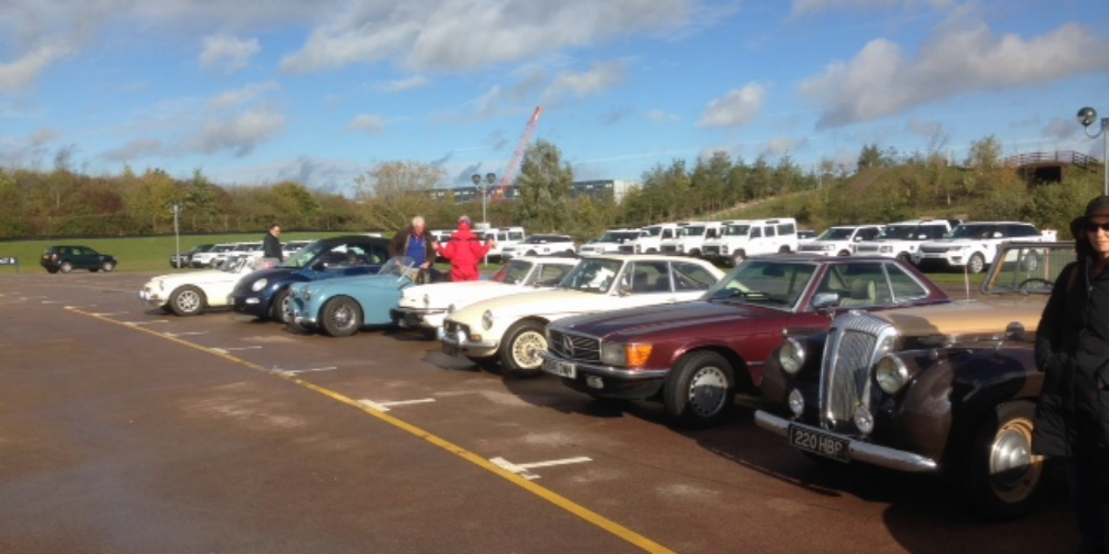 Vintage Car Rally | Hampton Sailing Club
