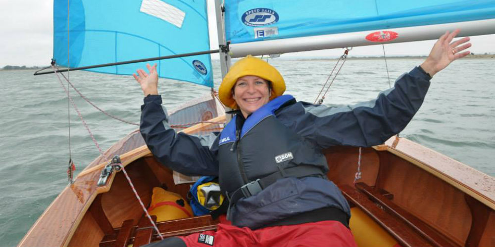Hampton Sailing Club Chichester Rally Itchenor sail