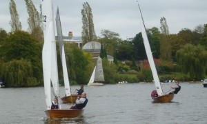Hampton Sailing Club Vintage Open 2014